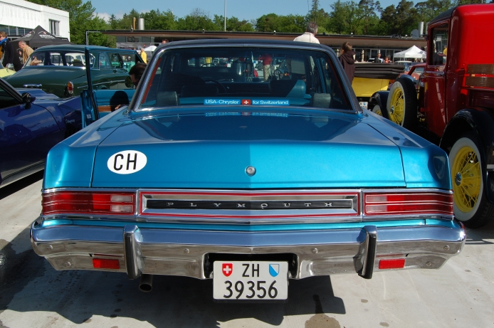1976 Chrysler Valiant #7