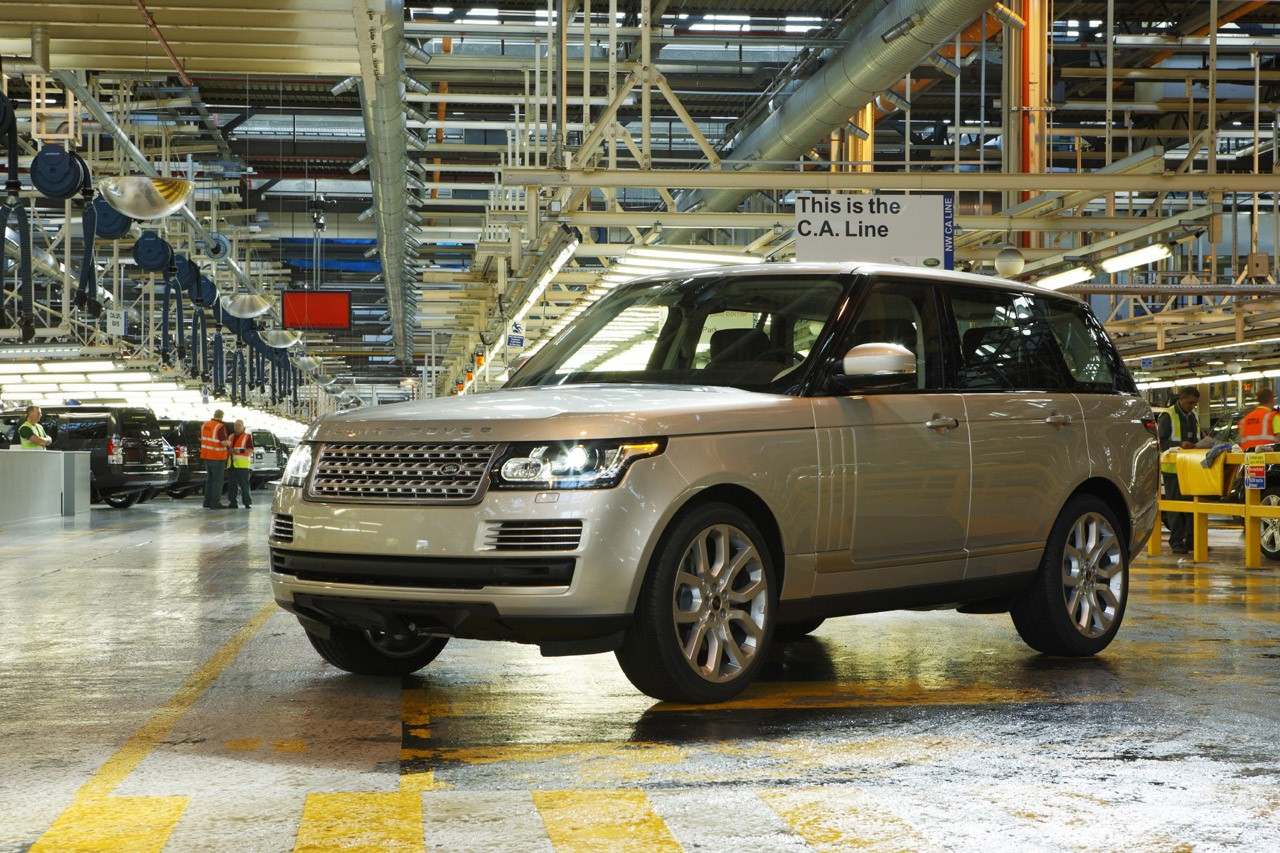 2013 Land Rover ALL-NEW Range Rover #13