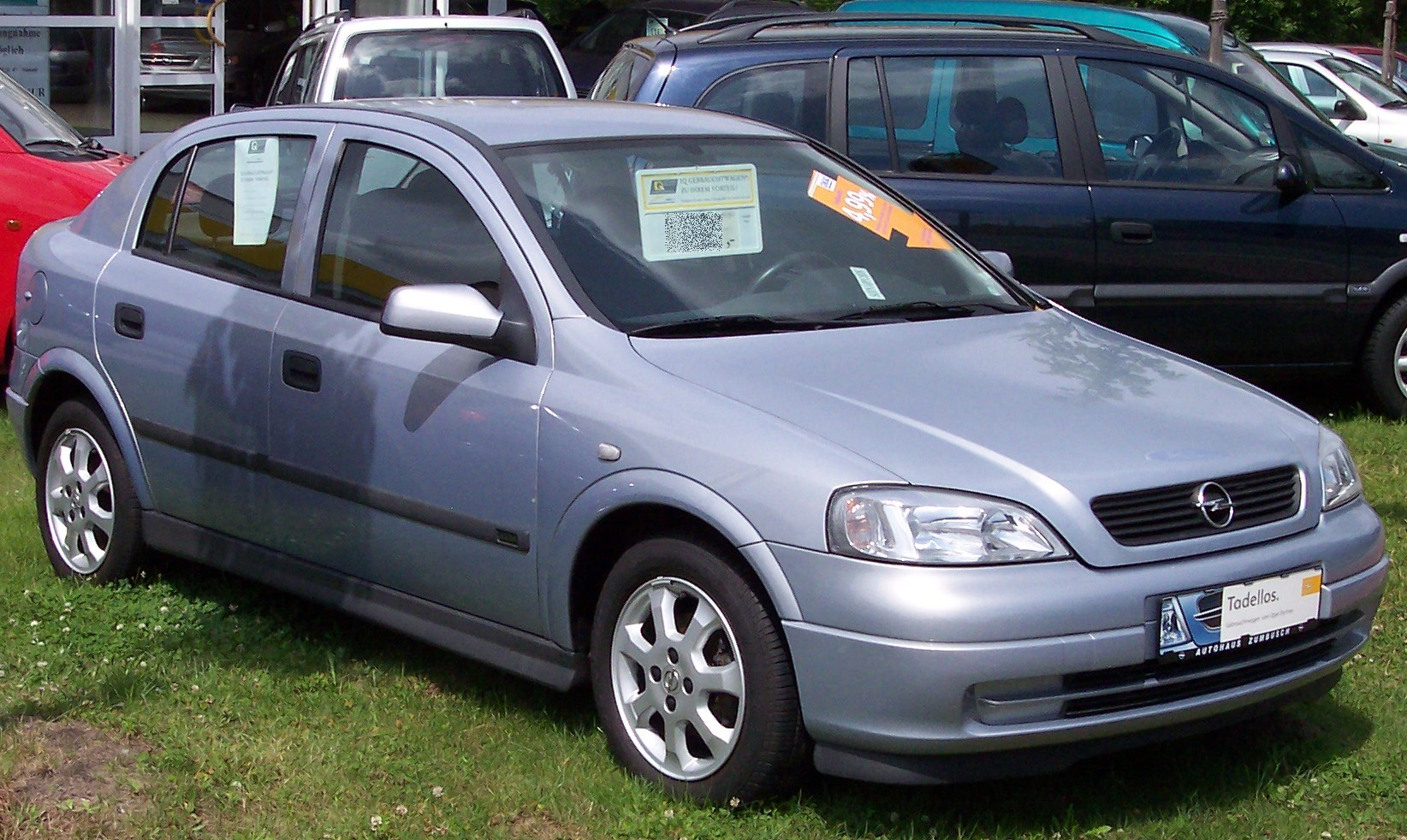 2005 Opel Astra Photos, Informations, Articles - BestCarMag.com