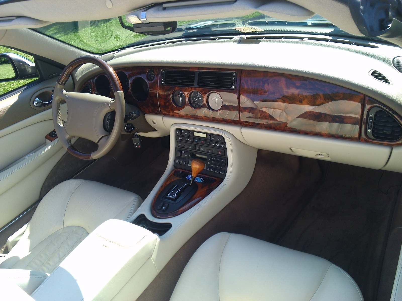 1998 Jaguar Xk-series #3