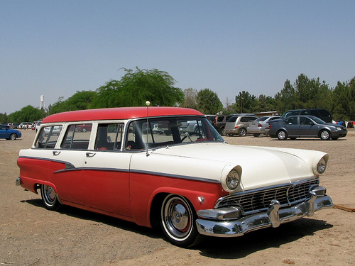 Ford Station Wagon #6