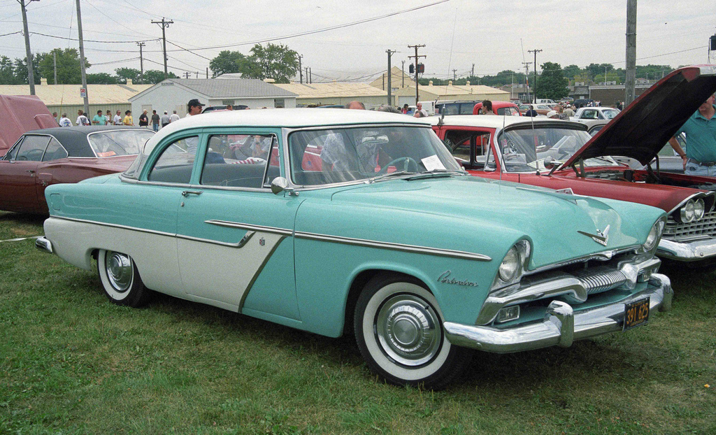 1955 Plymouth Belvedere #4
