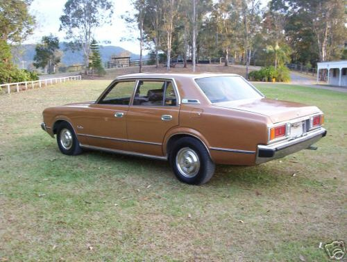 1979 Toyota Crown #6