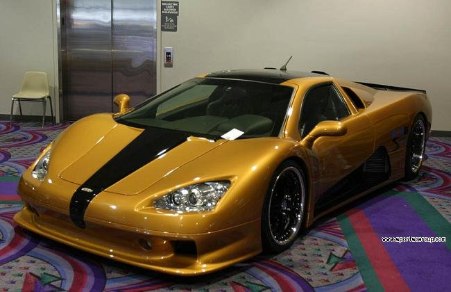2006 SSC Ultimate Aero #4