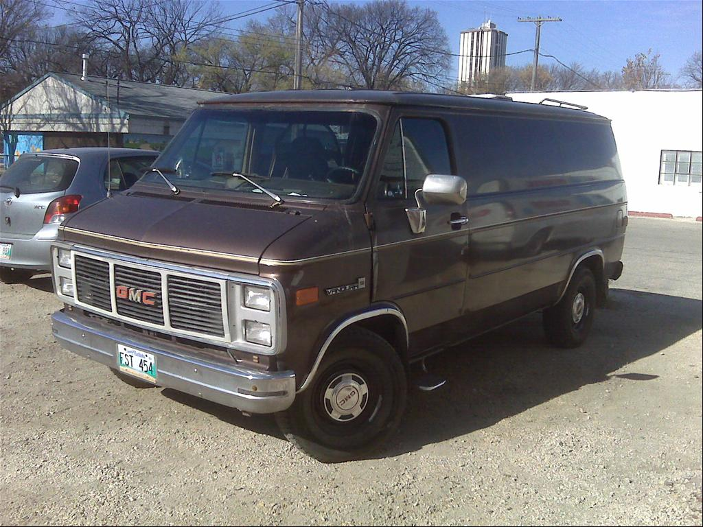 1992 gmc vandura photos informations articles. Black Bedroom Furniture Sets. Home Design Ideas