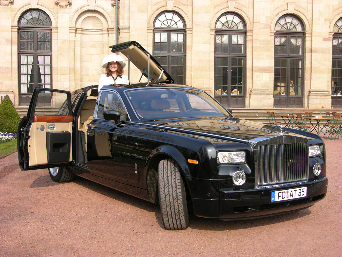 2008 Rolls royce Phantom #4