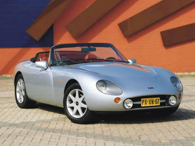 Tvr Griffith #17