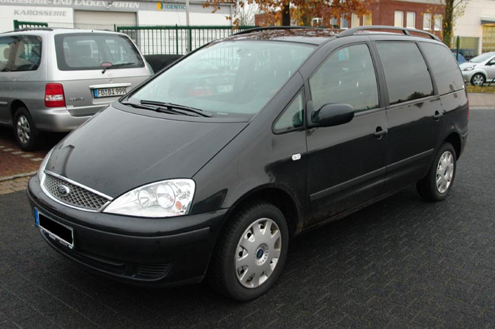 2006 ford galaxy photos informations articles. Black Bedroom Furniture Sets. Home Design Ideas