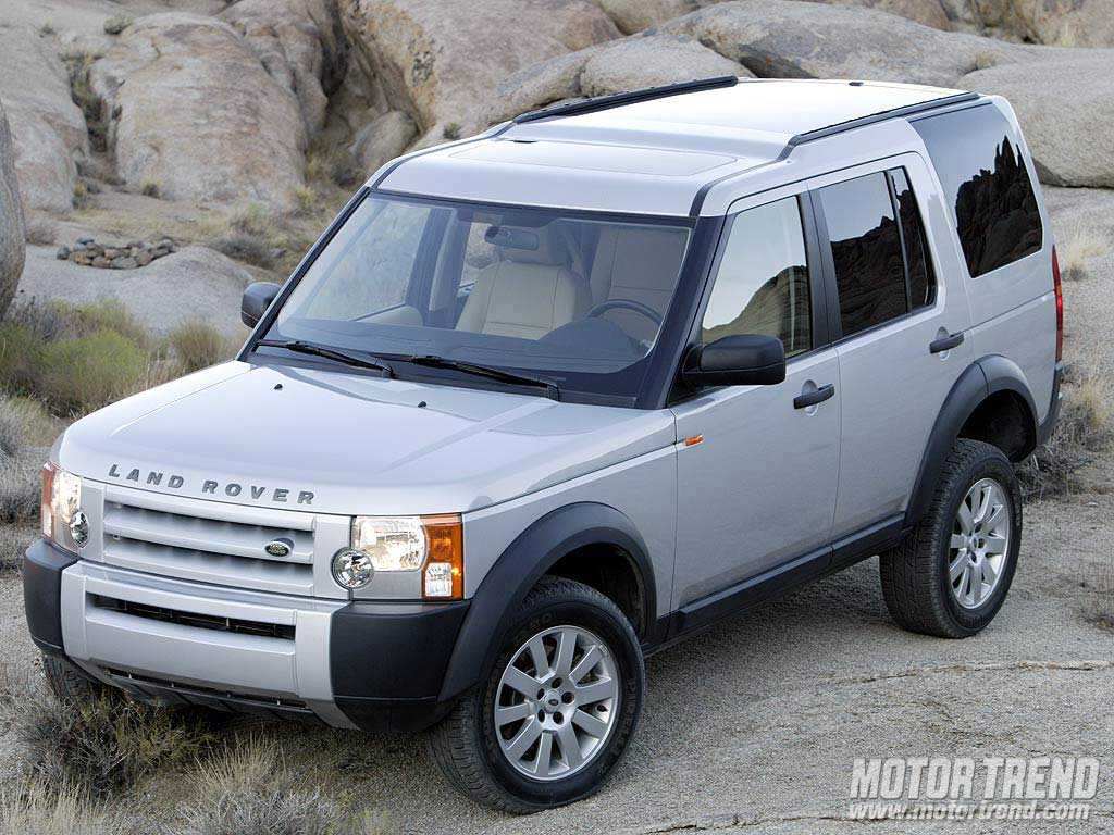 land rover lr3 photos informations articles. Black Bedroom Furniture Sets. Home Design Ideas