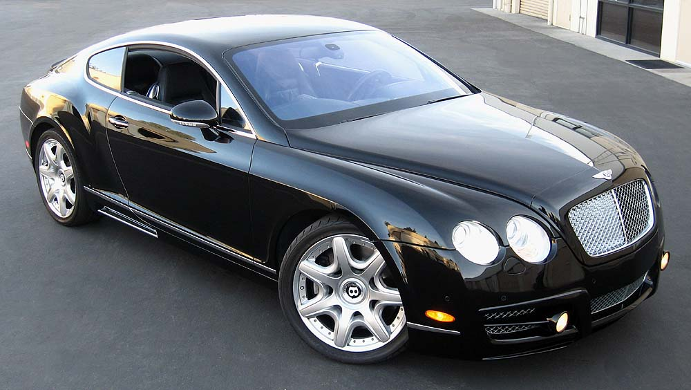 2006 Bentley Continental Gt #2