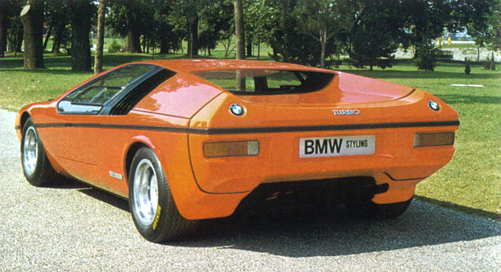 1972 BMW Turbo #3