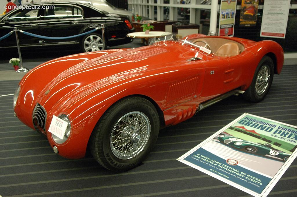 1951 Jaguar Type-C #3