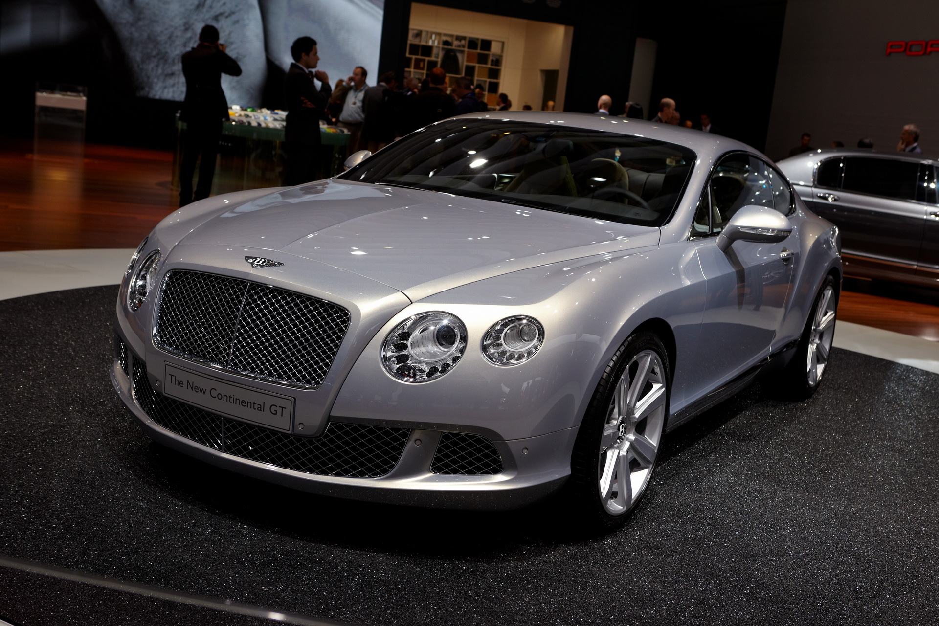 2010 Bentley Continental Gt #3