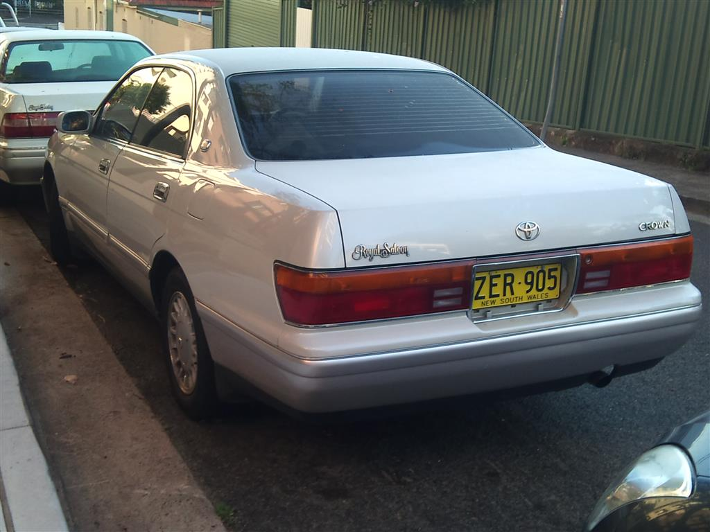 1994 Toyota Crown #6