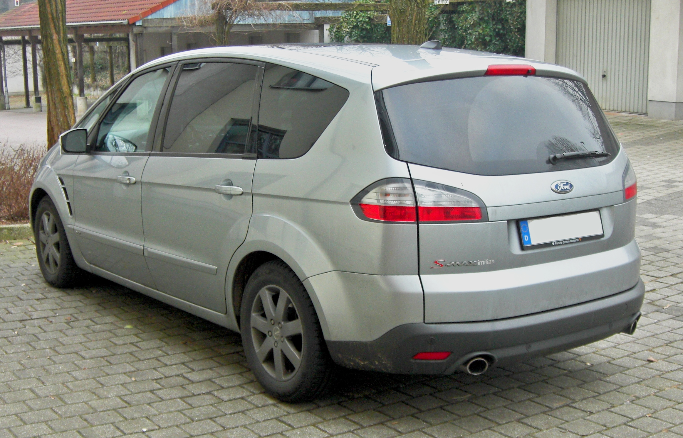 2009 Ford S-Max #2