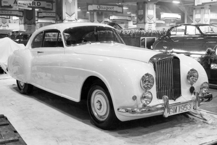 1952 Bentley R Type Continental #8