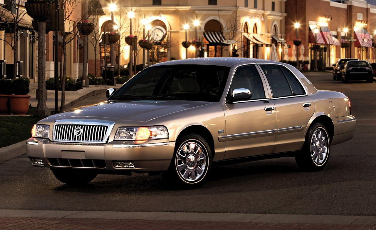 2008 Mercury Grand Marquis #4