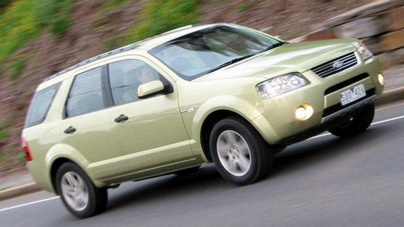 2006 Ford Territory #2