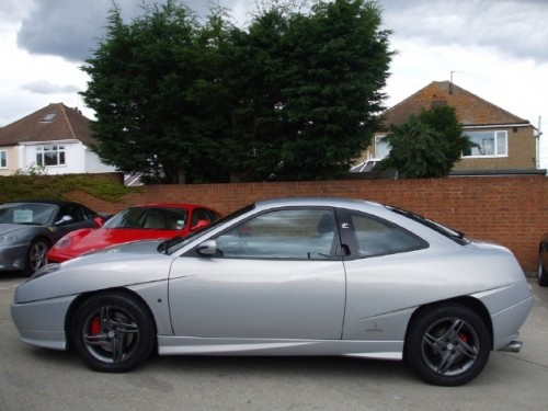 2000 Fiat Coupe #12