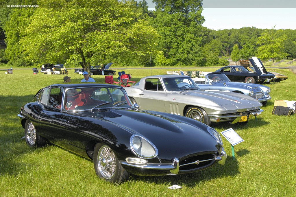 1966 Jaguar E-Type #14