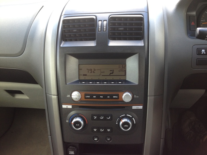 2007 Ford Territory #9