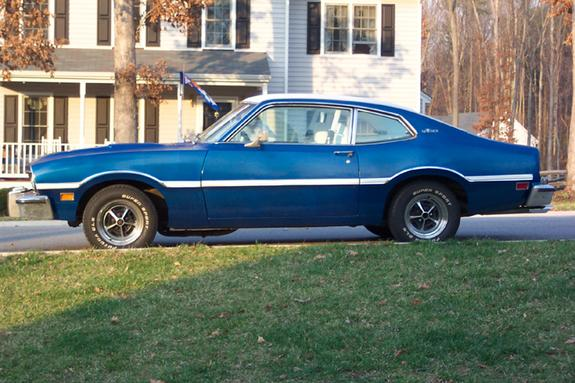1974 Ford Maverick #3