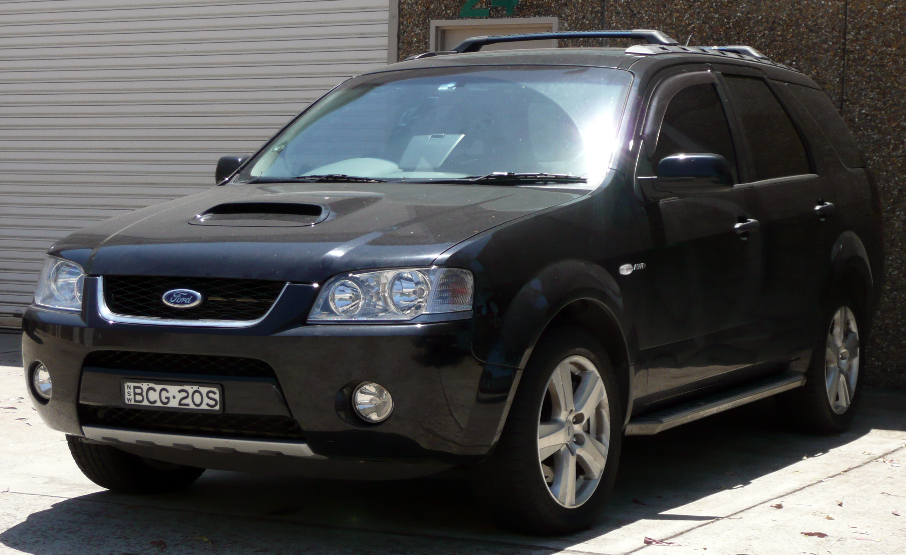 2006 Ford Territory #6