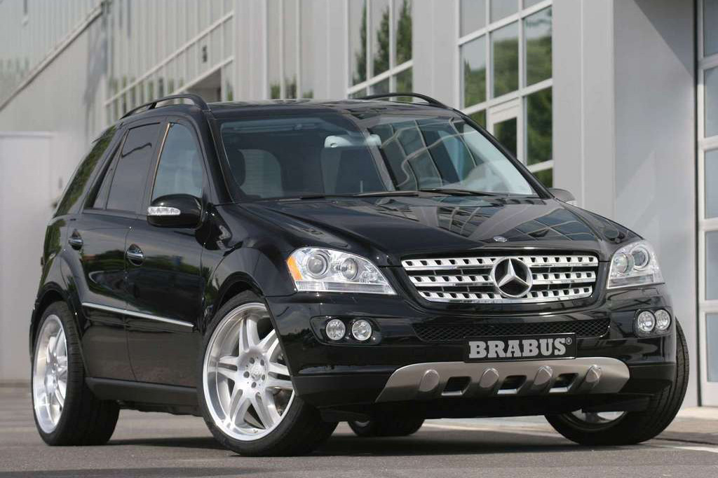 Mercedes benz m photos informations articles for Mercedes benz car models list with pictures