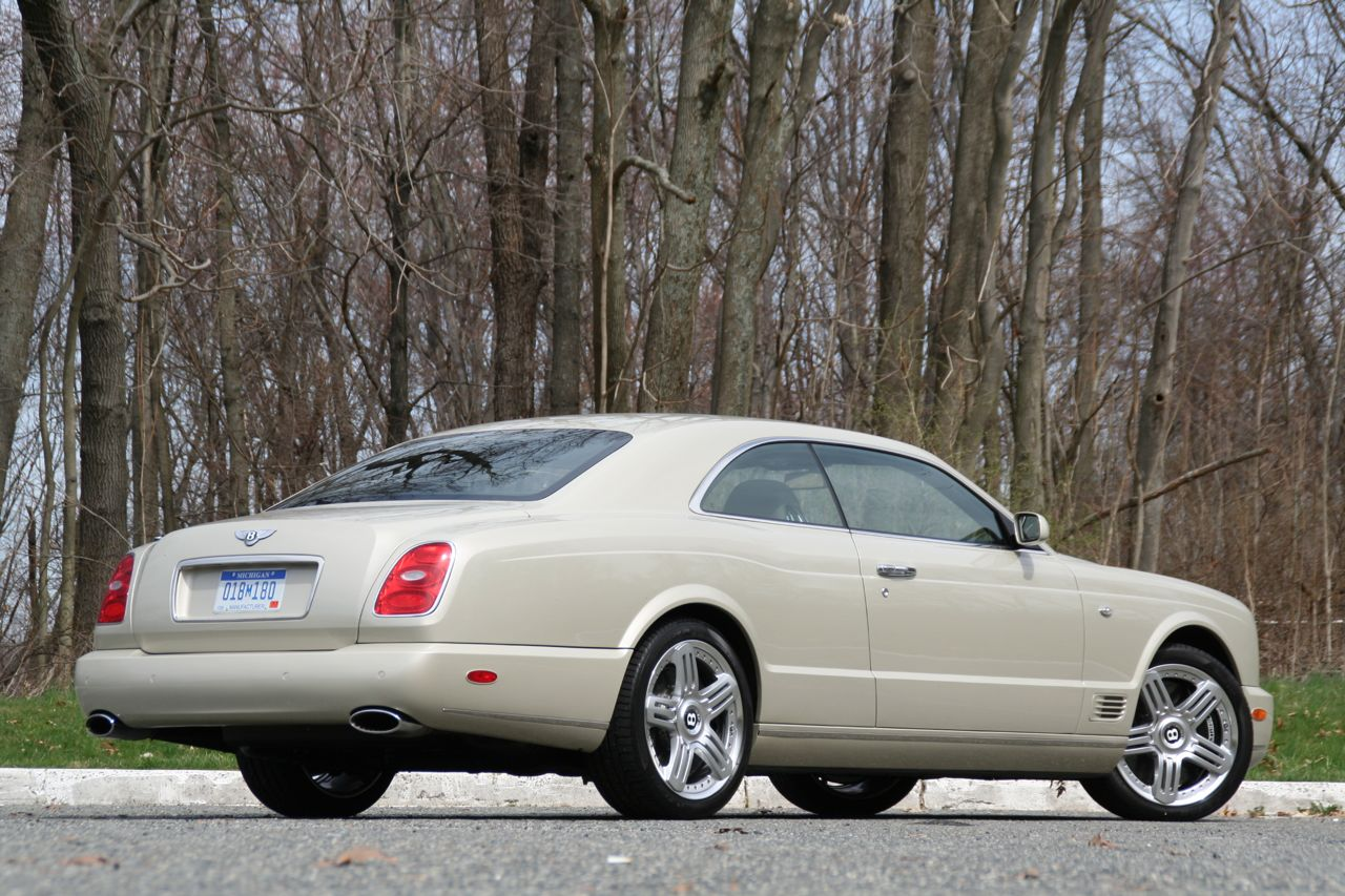 2009 Bentley Brooklands #13