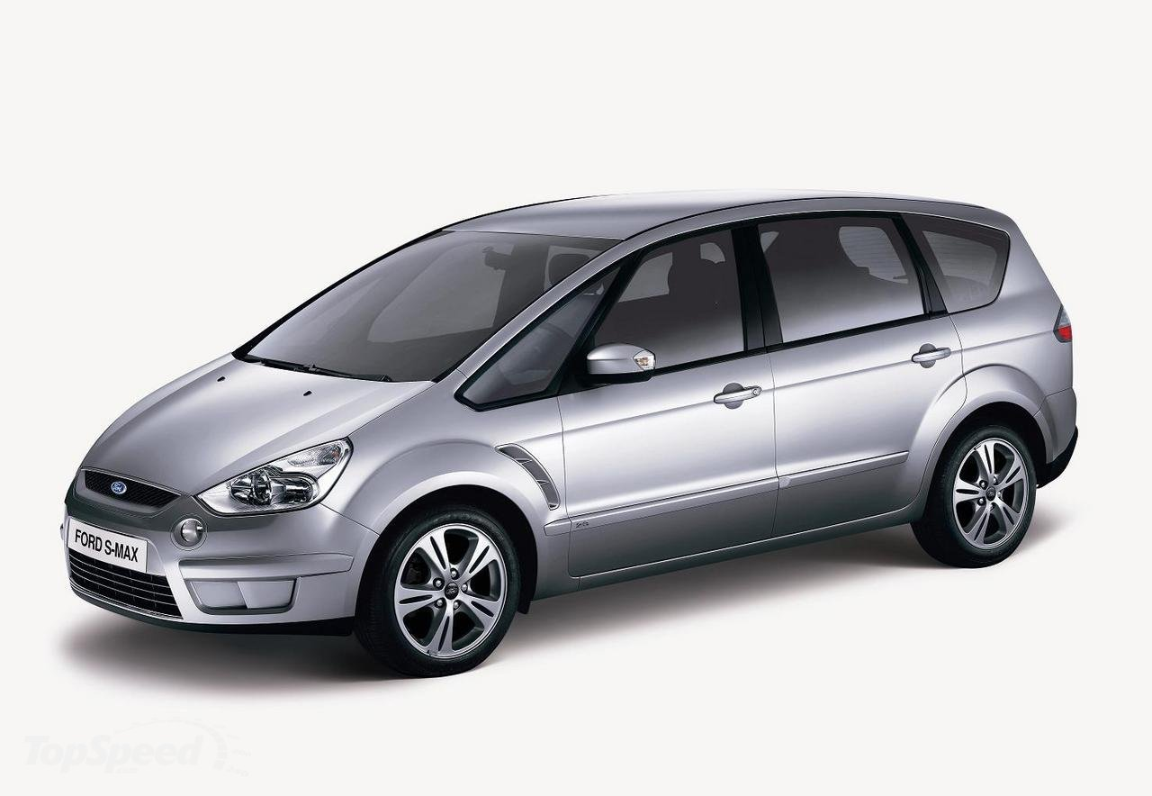 2008 Ford S-Max #3