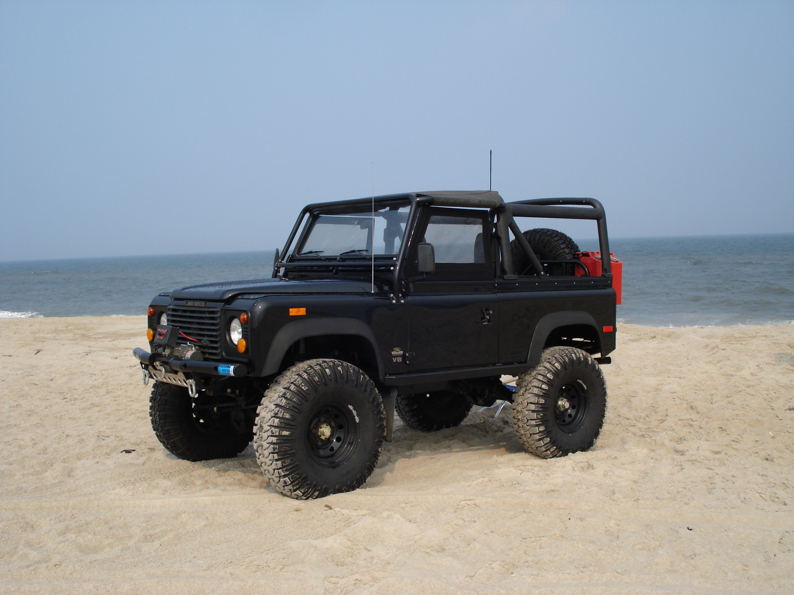 1994 Land Rover Defender #5