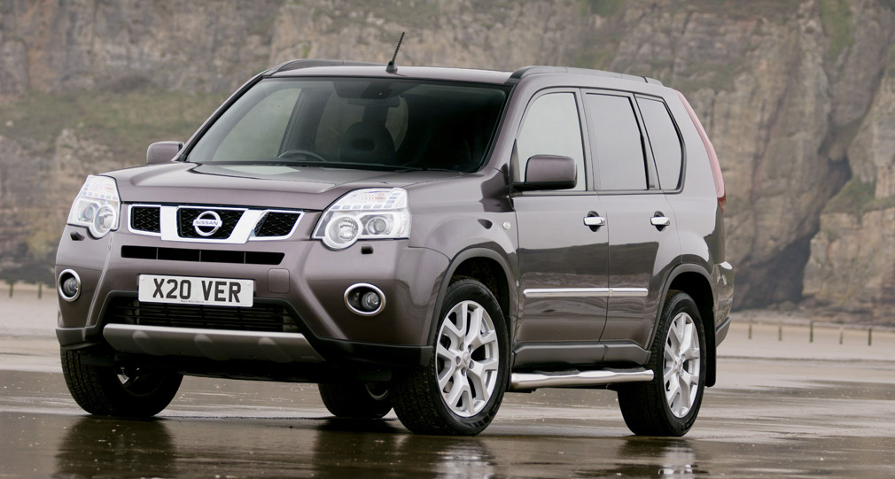 2010 nissan x trail photos informations articles. Black Bedroom Furniture Sets. Home Design Ideas