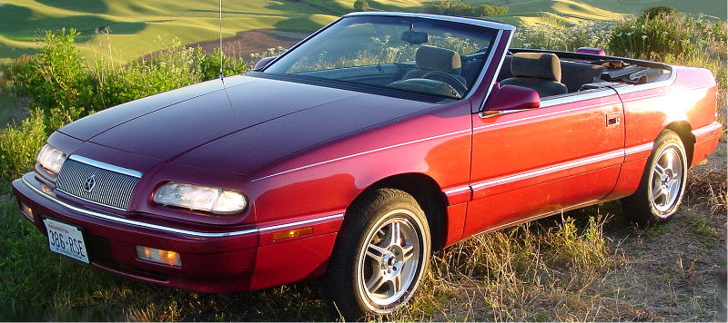 1994 Chrysler Le Baron #14