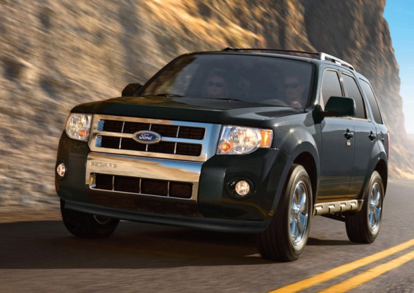2010 Ford Escape #11