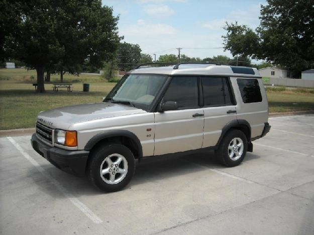 2002 Land Rover Discovery Series Ii #4