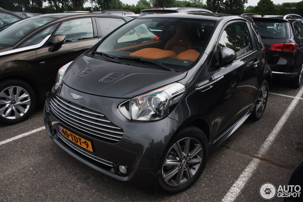 2013 Aston Martin Cygnet Photos Informations Articles Bestcarmag Com