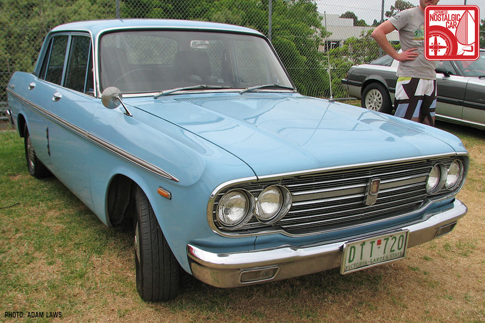 1960 Toyota Crown #8