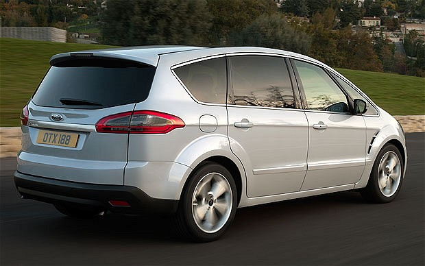 2012 Ford S-Max #4