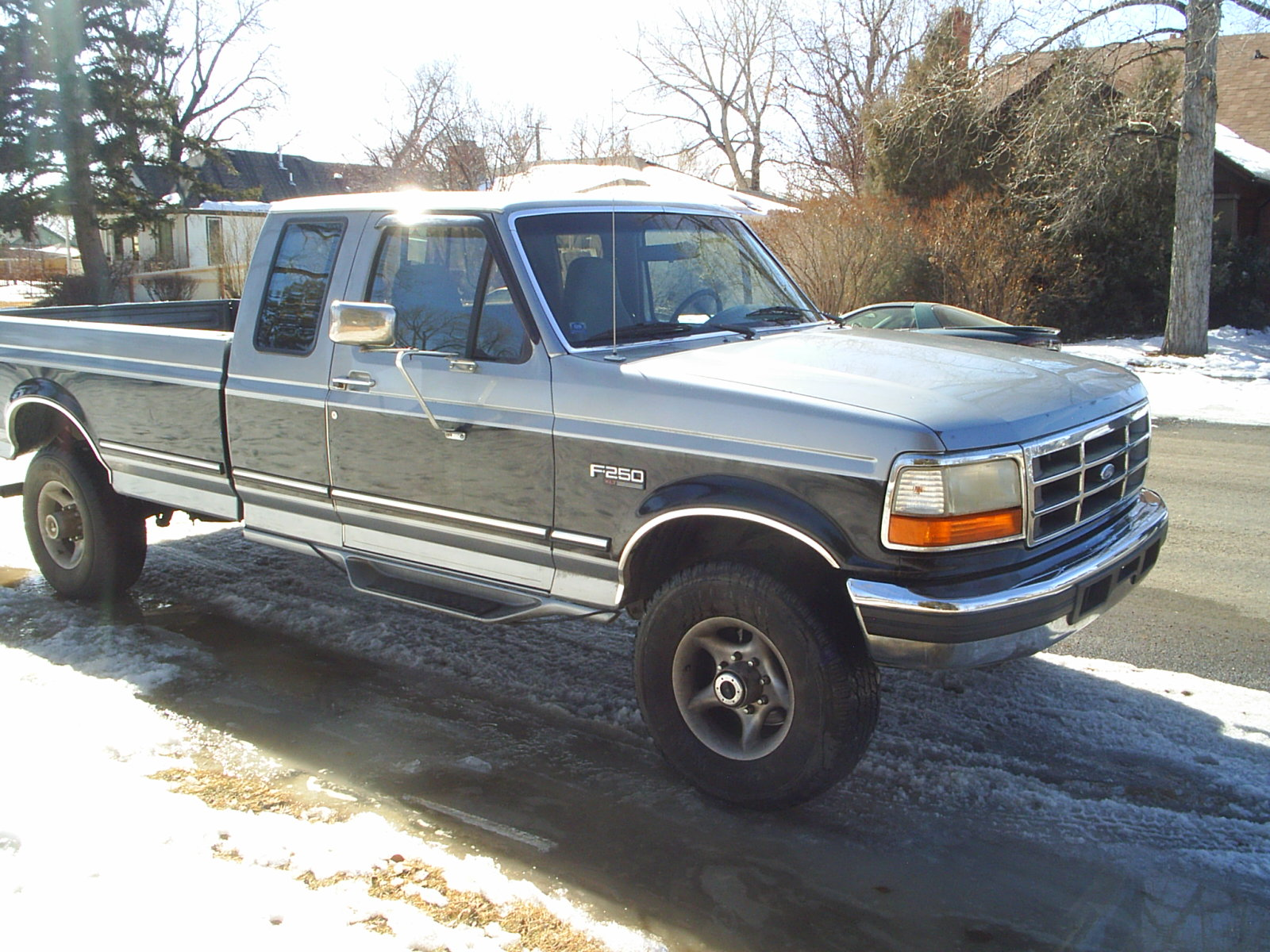 1996 Ford F-250 #5
