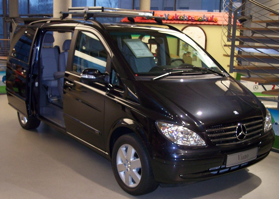 2005 Mercedes-Benz Viano #6