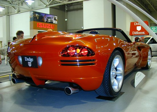 1998 Dodge Copperhead #15