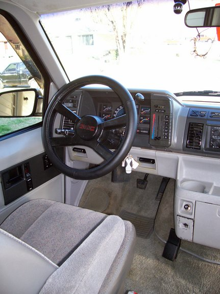 1991 Gmc Safari #13