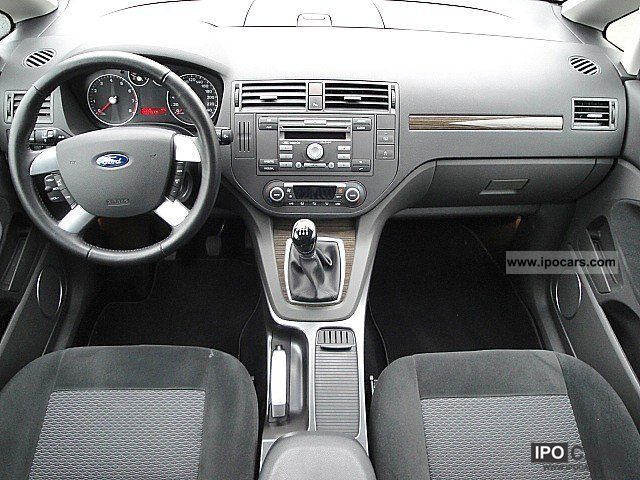 2007 Ford C-MAX #9