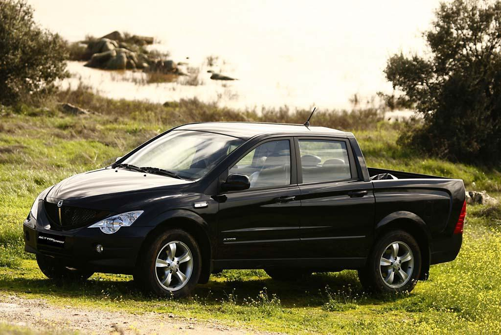 Ssangyong Actyon #14
