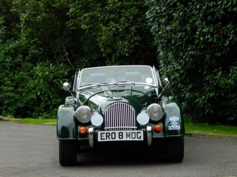 1999 Morgan Plus 4 #4