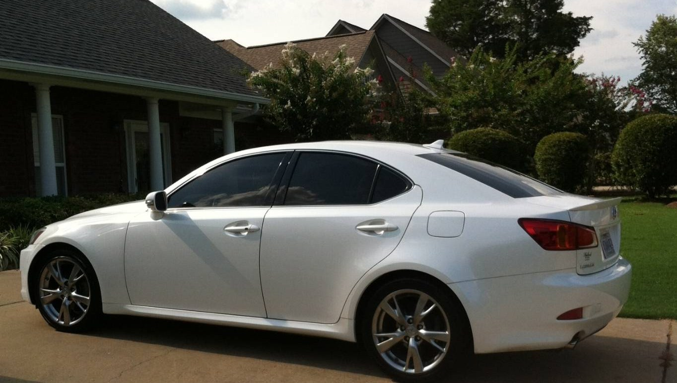 2009 Lexus Is 250 #18