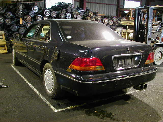 1994 Honda Legend #7