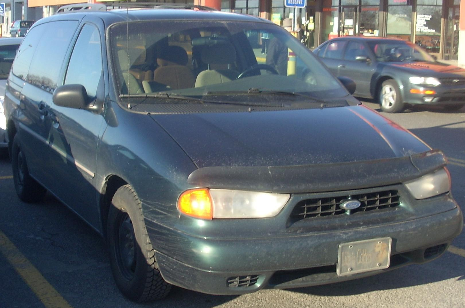 1998 Ford Windstar #11