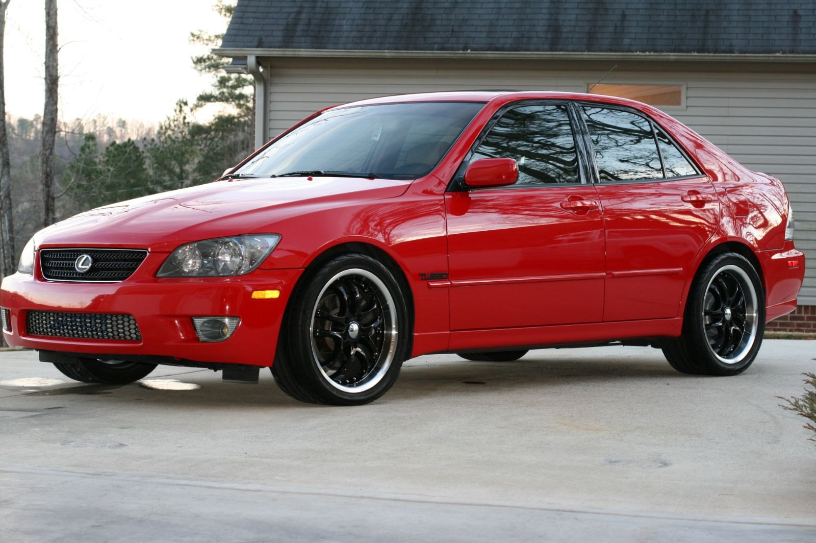 Lexus Is 300 #5