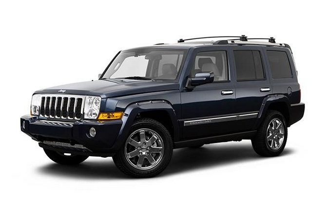 2009 Jeep Commander #2